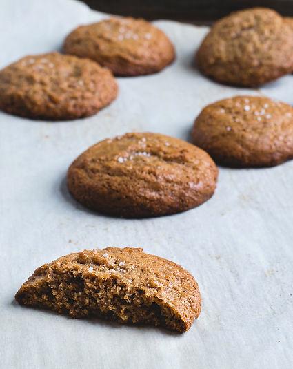 Flourless Almond Butter Cookie Recipe | Big Tree Organic Farms