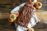 Persimmon Bread Recipe with Almond Meal | Big Tree Organic Farms