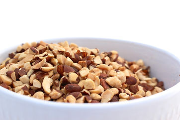 BTOF Organic Roasted Diced Almonds
