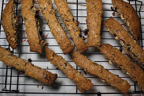 Cranberry Almond Biscotti Recipe
