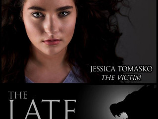 "Jess Tomasko, cast in a new film "" The Late Shift"""