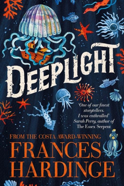 Deeplight - Frances Hardinge