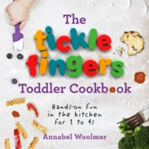 The Tickle Fingers Toddler Cookbook