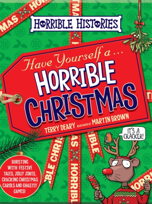 Horrible Christmas - Terry Deary
