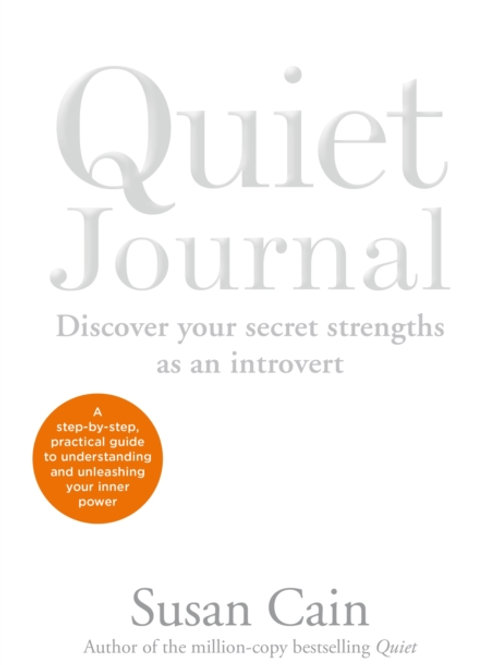 Quiet Journal - Susan Cain