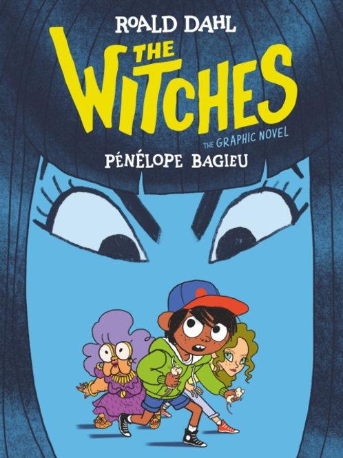 The Witches - Roald Dahl and Penelope Bagieu