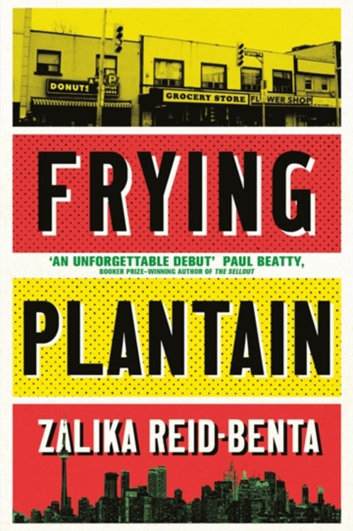 Frying Plantain - Zalika Reid-Benta