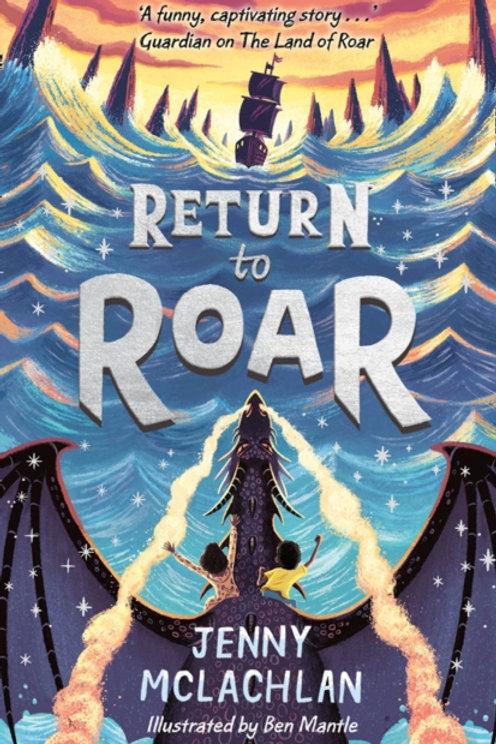 Return to Roar - Jenny McLachlan