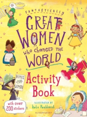 Great Women Who Changed the World Activity Book