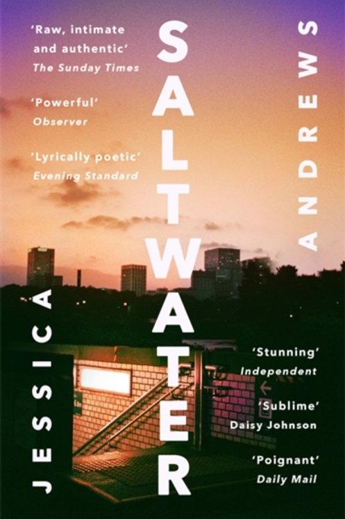 Saltwater - Jessica Andrews