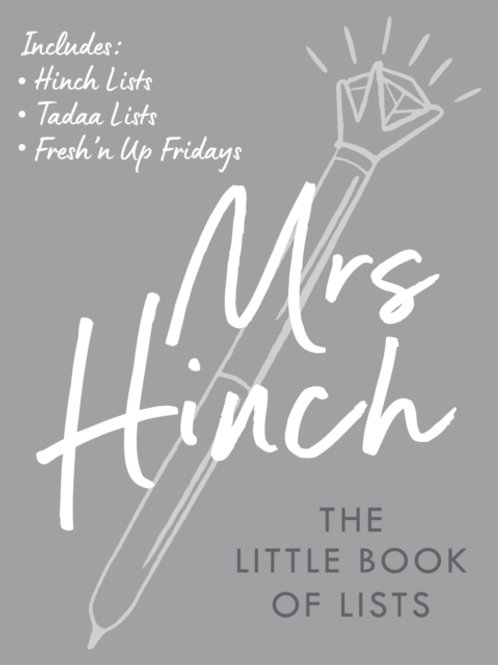 The Little Book of Lists - Mrs Hinch