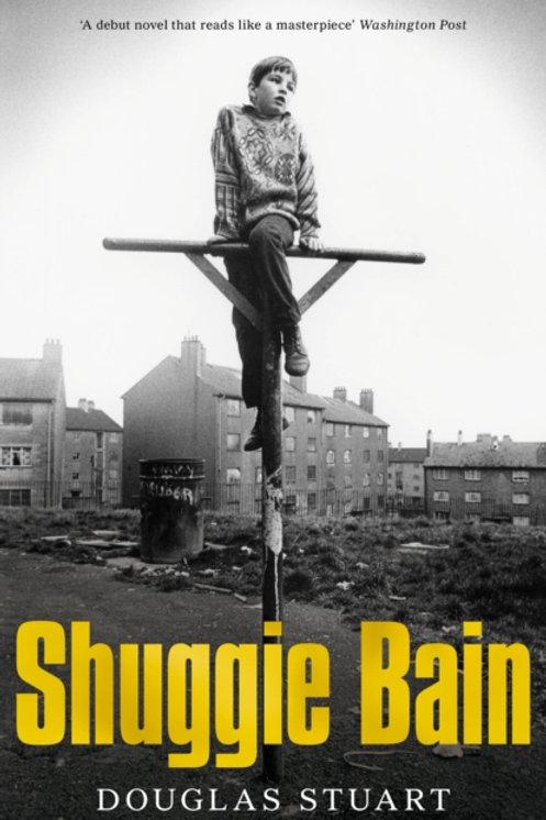 Shuggie Brain - Douglas Stuart