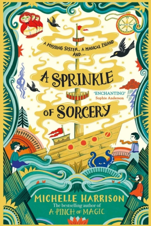 A Sprinkle of Sorcery - Michelle Harrison