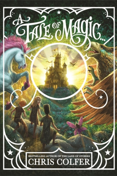 A Tale of Magic - Chris Colfer