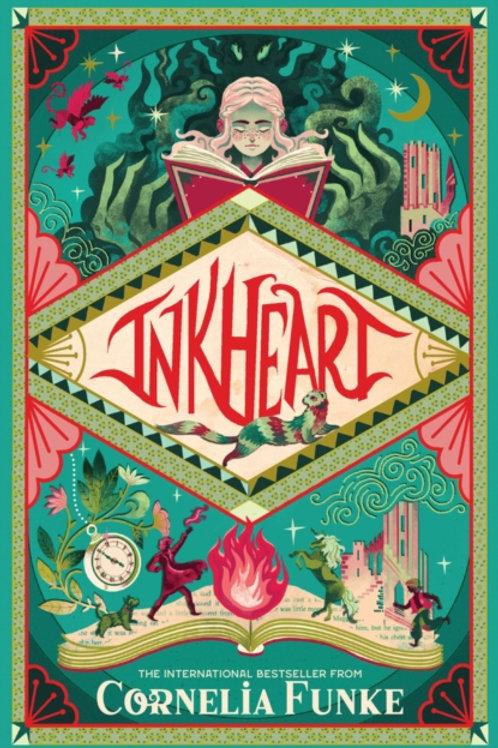 Inkheart 2020 Reissue - Cornelia Funke
