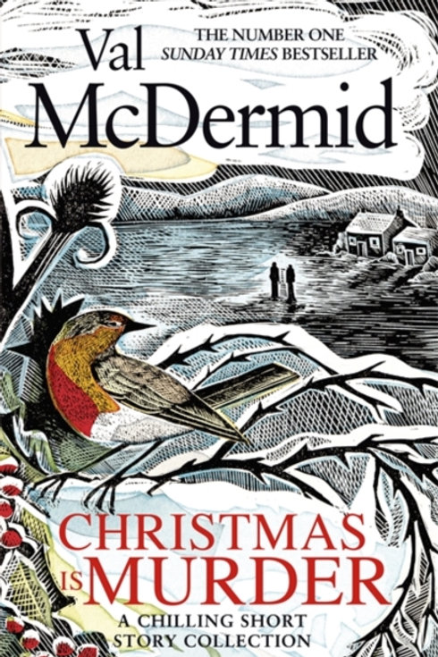 Christmas is Murder: A Chilling Short Story Collection - Val McDermid