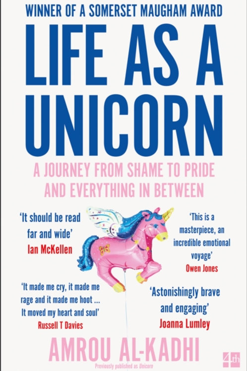 Life as a Unicorn - Amrou Al-Kadhi