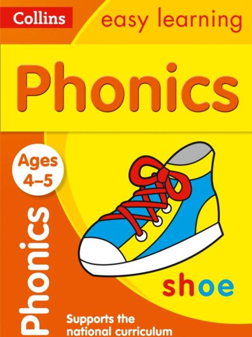 Collins Phonics 4-5