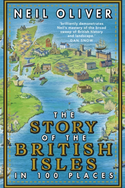 The Story of the British Isles - Neil Oliver