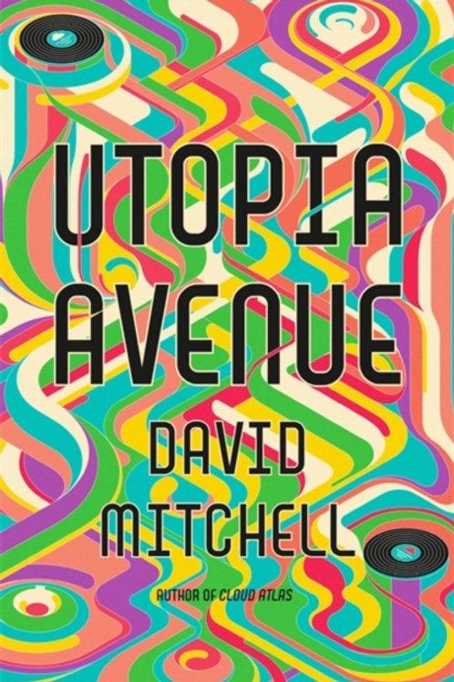 Utopia Avenue - David Mitchell