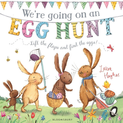 We're Going on an Egg Hunt - Laura Hughes
