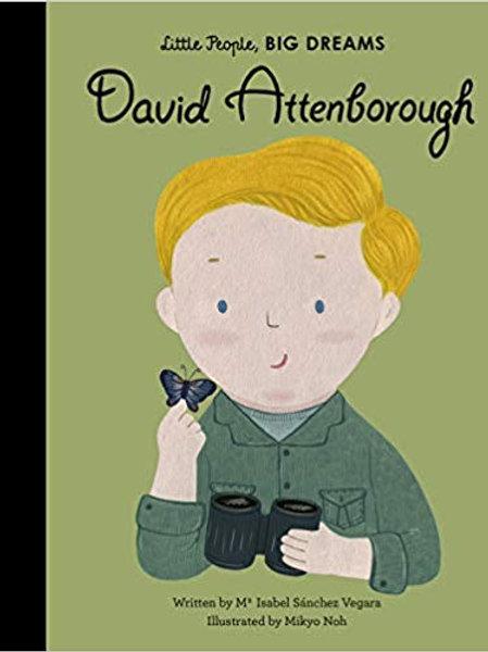 David Attenborough - Little People, Big Dreams