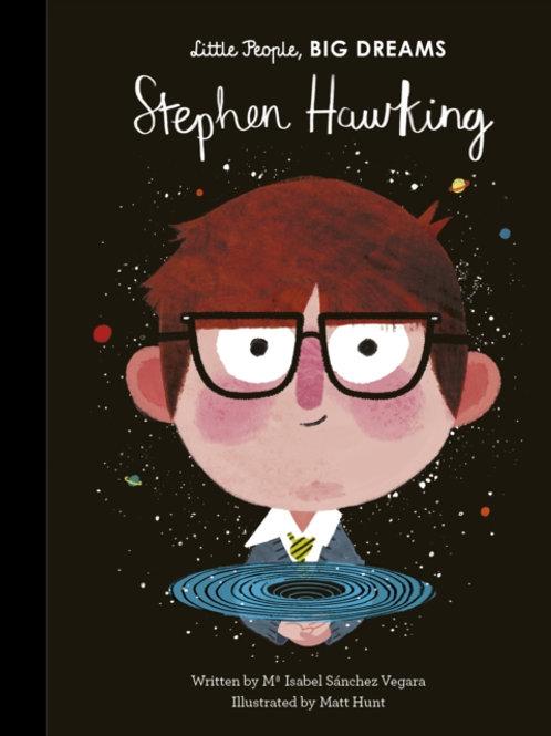 Little People, Big Dreams: Stephen Hawking
