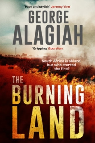 The Burning Land - George Alagiah