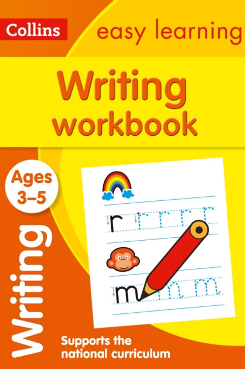 Collins Writing Workbook 3-5
