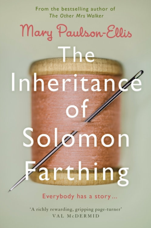 The Inheritance of Solomon Farthing - Mary Paulson-Ellis