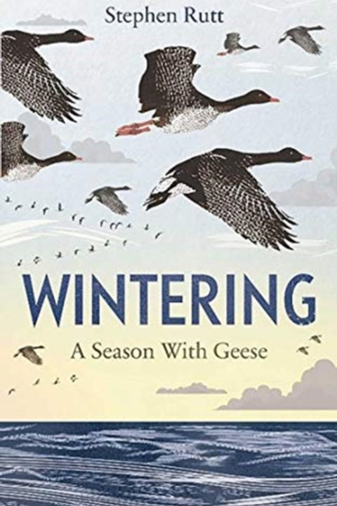 Wintering: A Season with Geese - Stephen Rutt