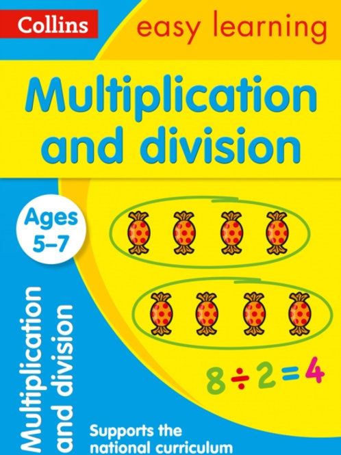 Collins Multiplication and Division 5-7