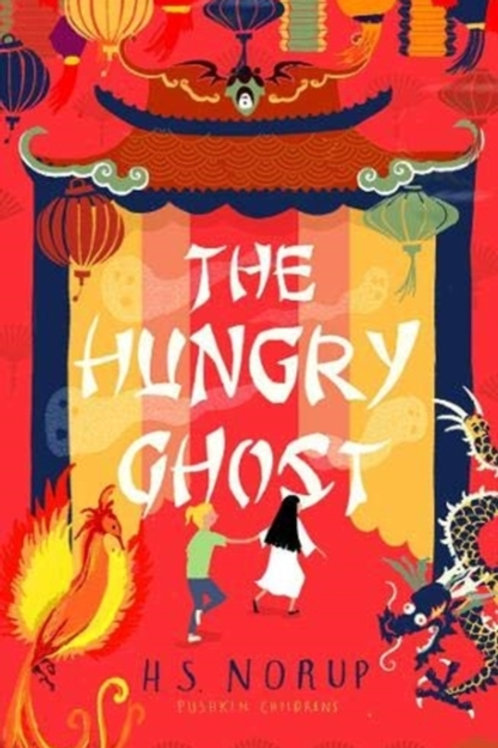 The Hungry Ghost - H.S. Norup