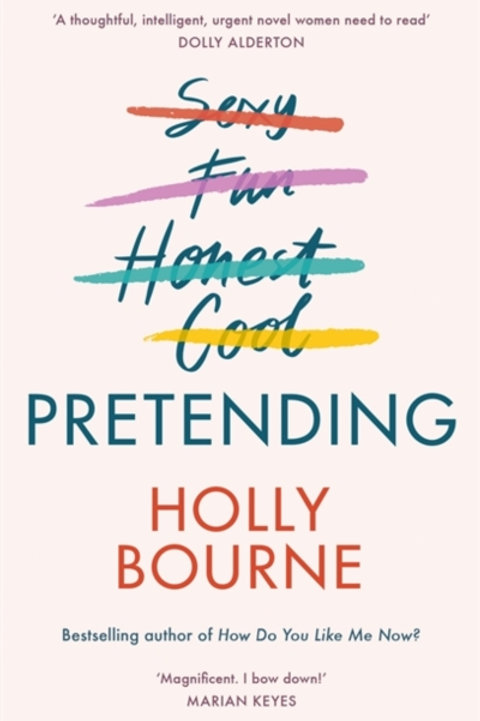 Pretending - Holly Bourne