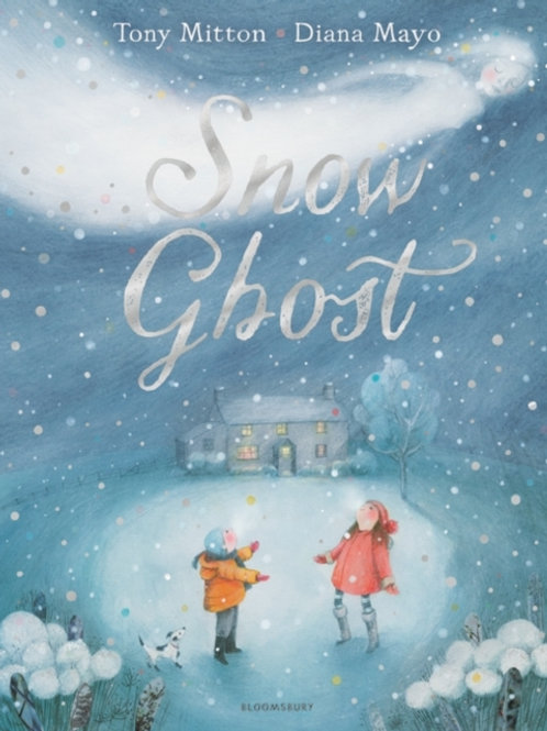 Snow Ghost - Tony Mitton