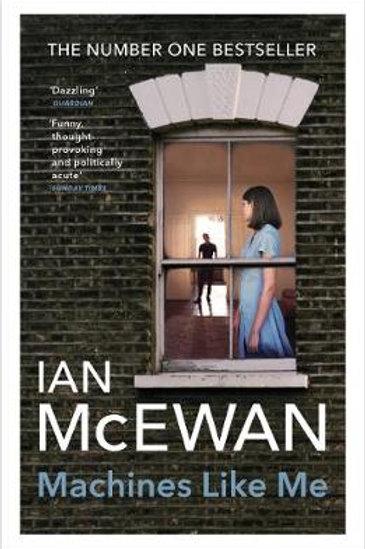 Machines Like Me - Ian McEwan