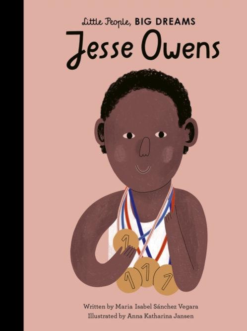 Little People, Big Dreams: Jesse Owens