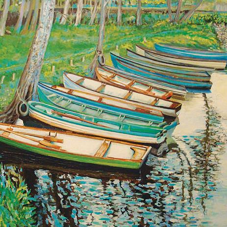 Boats For Hire, Killarney