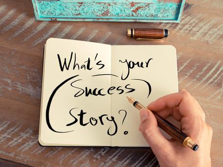 Week 34: Celebrating Success