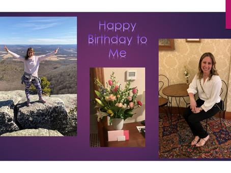 Week 17: Celebrate Me