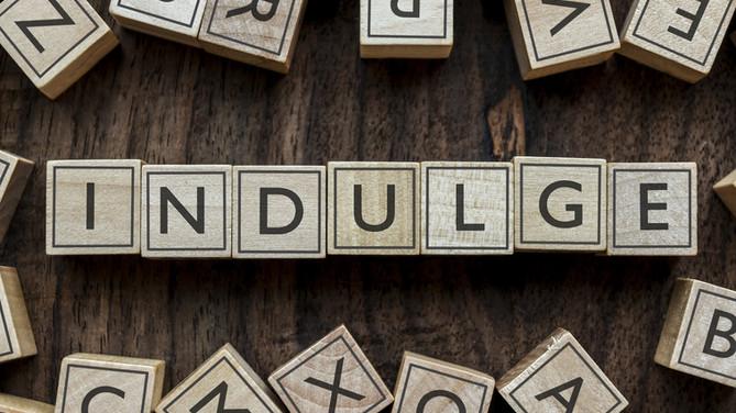 Week 59: Indulge