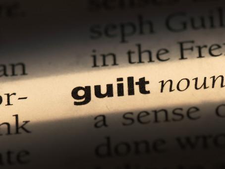 Week 45: Let go of the Mommy-Guilt
