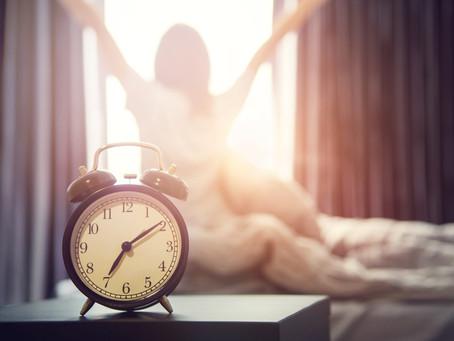 Week 23: Establish a Morning Routine