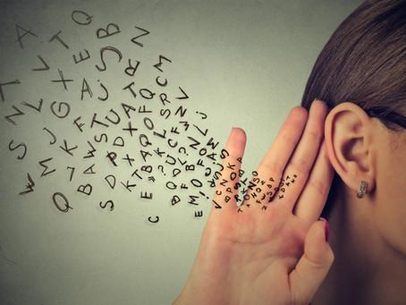 Week 27: Listen and Learn