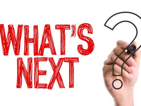 Week 56: What's Next?