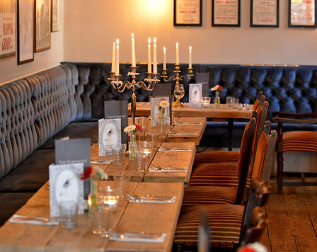 The Egremont restaurant