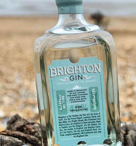 Brighton gin at The Egremont