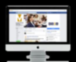 Facebook page design | Adam Morris Brand Consultant