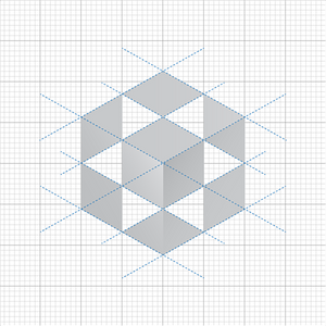 iGotPro icon grid structure | Adam Morris, Brand Consultant
