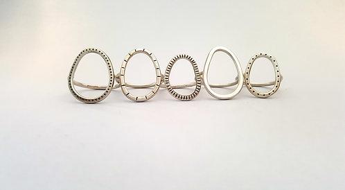 hoop ring - W/S